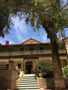 The Priory Hotel, Hotely  Dongara - big - 98