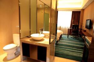Metropolo, Shijiazhuang, Yuhua Wanda Plaza, Hotels  Shijiazhuang - big - 5