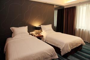 Metropolo, Shijiazhuang, Yuhua Wanda Plaza, Hotels  Shijiazhuang - big - 20