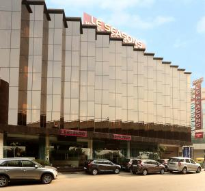 Airport Hotel Le Seasons New Delhi, Отели  Нью-Дели - big - 16
