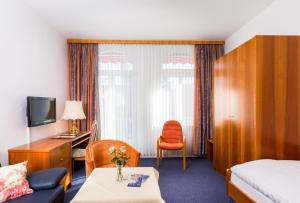 Hotel Wittekind, Отели  Бад-Эйнхаузен - big - 9