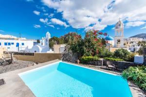 Santorini Heritage Villas, Vily  Megalokhori - big - 139