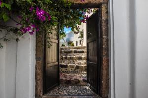 Santorini Heritage Villas, Vily  Megalokhori - big - 133
