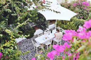 Santorini Heritage Villas, Vily  Megalokhori - big - 127