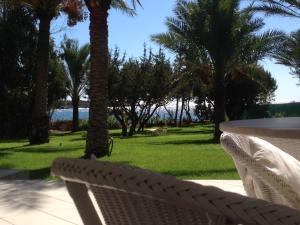 Ktima Grammeno Beachside Villa, Vily  Kountoura Selino - big - 53