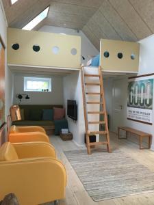 Lys & venlig lejlighed i Sdr Bjert, Apartmány  Sønder Bjert - big - 8
