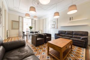SIBS Rambla, Апартаменты  Барселона - big - 12
