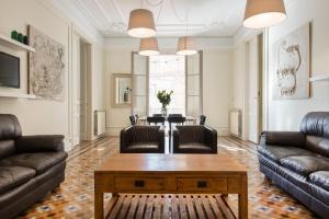 SIBS Rambla, Апартаменты  Барселона - big - 1