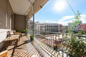 SIBS Rambla, Апартаменты  Барселона - big - 15