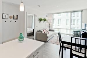 One-Bedroom on Western Avenue Apt S - 418, Apartments  Boston - big - 9