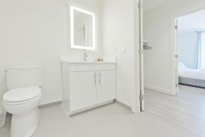 One-Bedroom on Western Avenue Apt S - 418, Apartments  Boston - big - 4