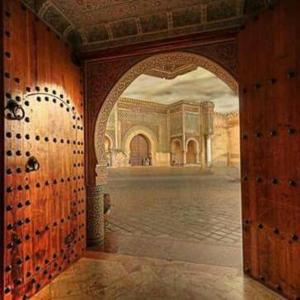 Riad Malak, Bed & Breakfasts  Meknès - big - 111