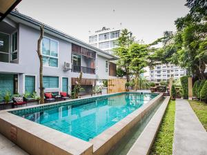 Baan Tamnak, Resorts  Pattaya South - big - 77