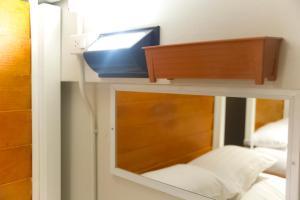 Deluxe Double Bunk Bed in Mixed Dormitory Room