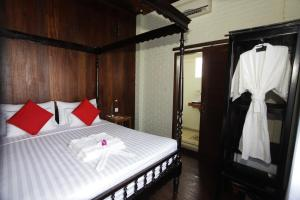 Resort La Villa Loti, Hotel  Siem Reap - big - 42