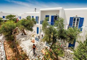 Acrogiali Hotel, Hotels  Platis Yialos Mykonos - big - 17