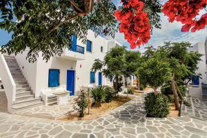 Acrogiali Hotel, Hotels  Platis Yialos Mykonos - big - 53