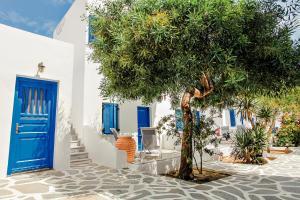 Acrogiali Hotel, Hotels  Platis Yialos Mykonos - big - 15