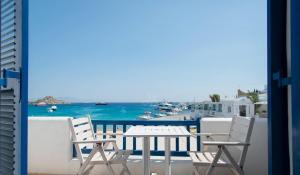 Acrogiali Hotel, Hotels  Platis Yialos Mykonos - big - 13