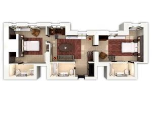 Apartament typu Grand Premium Suite