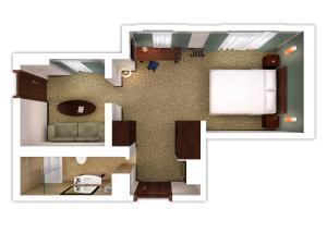 Rodzinny apartament typu Suite
