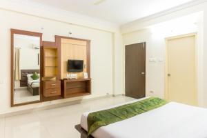 Treebo Hitec City, Апарт-отели  Хайдарабад - big - 12