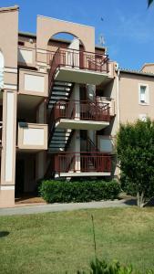 Appartement Les Solleillades, Apartmanok  Palavas-les-Flots - big - 19