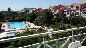 Appartement Les Solleillades, Ferienwohnungen  Palavas-les-Flots - big - 21
