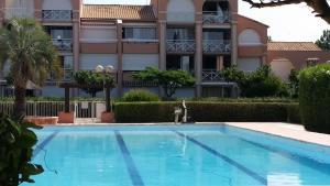 Appartement Les Solleillades, Apartmány  Palavas-les-Flots - big - 21