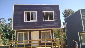 Cabañas Punta de Lobos, Case vacanze  Pichilemu - big - 7