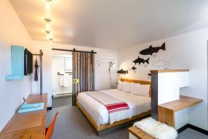 The LARK, Hotely  Bozeman - big - 5