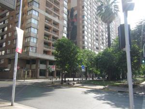 Apart Hotel San Pablo, Ferienwohnungen  Santiago - big - 14