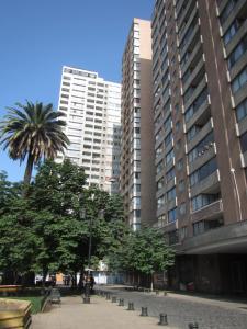 Apart Hotel San Pablo, Ferienwohnungen  Santiago - big - 15