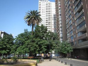 Apart Hotel San Pablo, Ferienwohnungen  Santiago - big - 16