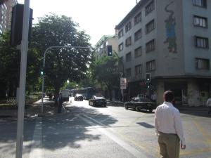 Apart Hotel San Pablo, Ferienwohnungen  Santiago - big - 17