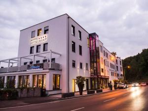 Design-Konferenzhotel & Restaurant Steinernes Schweinchen, Hotely  Kassel - big - 17