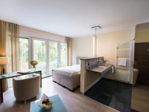 Design-Konferenzhotel & Restaurant Steinernes Schweinchen, Hotely  Kassel - big - 11