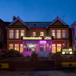 Brooklands Over 50's Only, Guest houses  Blackpool - big - 29