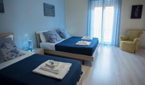 B&B Giunone, Bed & Breakfast  Agrigento - big - 4