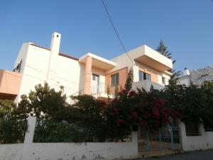Glaros Apartment, Apartmanok  Káto Daráco - big - 14