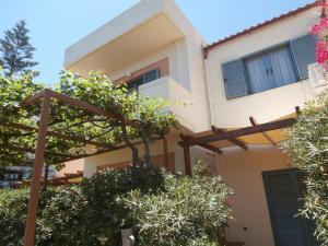 Glaros Apartment, Apartmanok  Káto Daráco - big - 27