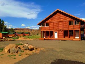 Cabins at Crooked River Ranch, Motelek  Crooked River Ranch - big - 39