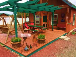 Cabins at Crooked River Ranch, Motelek  Crooked River Ranch - big - 33
