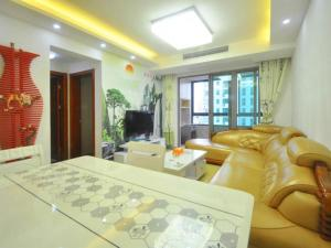 The Fifth Element Apartment, Appartamenti  Suzhou - big - 8