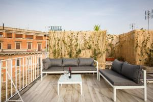 Habitat's Renella Penthouse, Appartamenti  Roma - big - 26