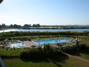 Residence Marina Fiorita, Apartments  Grado - big - 35