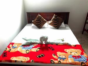 Takeshi Inn, Guest houses  Dambulla - big - 4