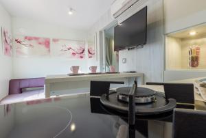 Campsite Porton Biondi Mobile Homes Mediteran, Ferienparks  Rovinj - big - 15