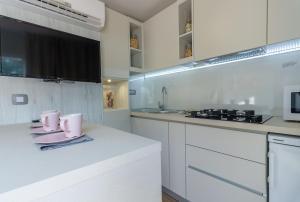 Campsite Porton Biondi Mobile Homes Mediteran, Ferienparks  Rovinj - big - 4
