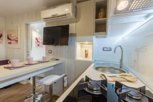 Campsite Porton Biondi Mobile Homes Mediteran, Ferienparks  Rovinj - big - 40